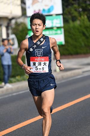 <速報>第30回 出雲全日本大学選抜駅伝競走 第2位