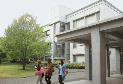 Picture of the Itakura campus