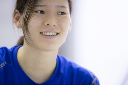 内田美希選手 | 東洋大学