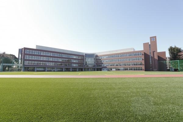 東洋大学京北高等学校校内画像