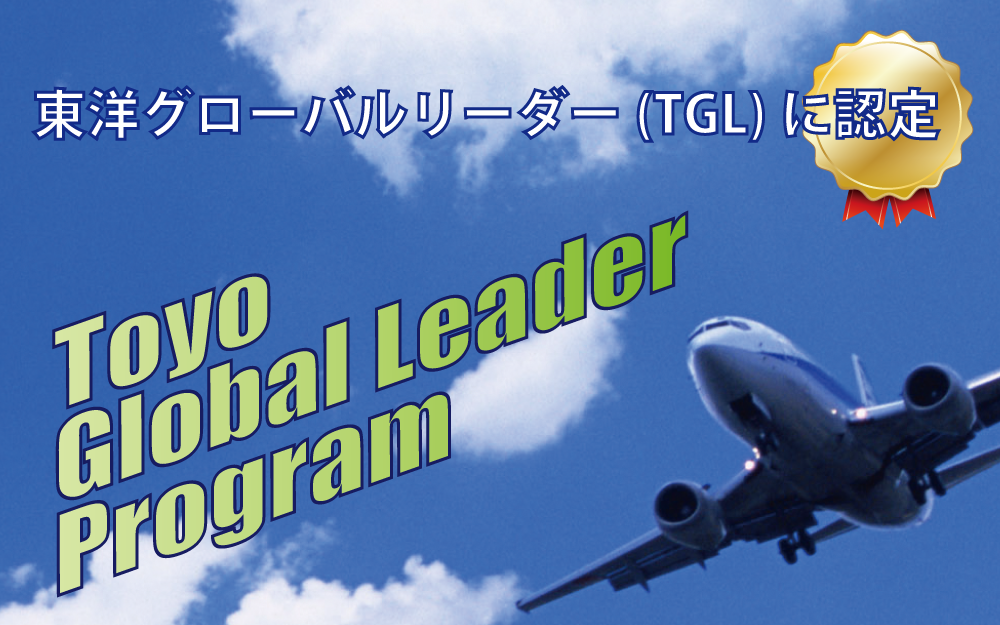 Toyo Global Leader Program