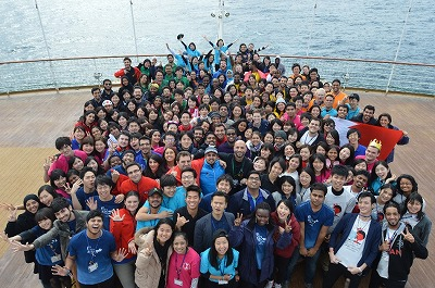 Ship for World Youth Leaders